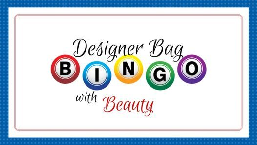 Designer Bag Bingo, 22 May | Event in Crownsville | AllEvents.in