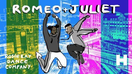Rosie Kay Dance Company: Romeo + Juliet, 8 September | Event in Birmingham | AllEvents.in
