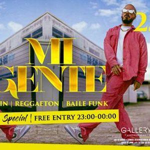 Mi Gente  Sat 25.09.2021  Gallery Club