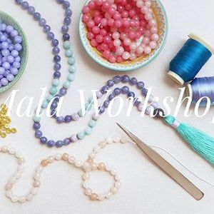 Mala Workshop mit Coco and Lime