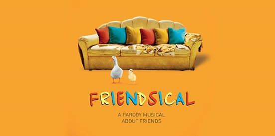 Friendsical at Blackpool Grand Theatre