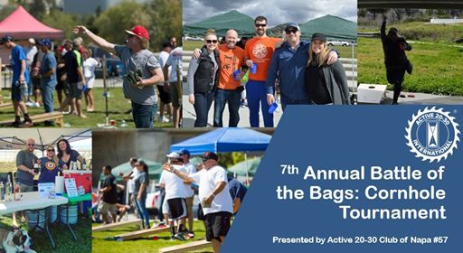 7th Annual Battle of the Bags Cornhole Tournament