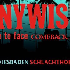 Pennywise  Face to Face  Comeback Kid  Schlachthof Wiesbaden