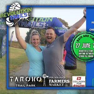 Taroko Trail RunWalk