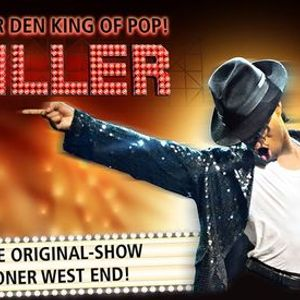 Thriller Live - Die Show ber den King of Pop I Chemnitz