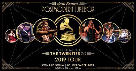 Postmodern Jukebox  03. Dezember 2019  Conrad Sohm Dornbirn