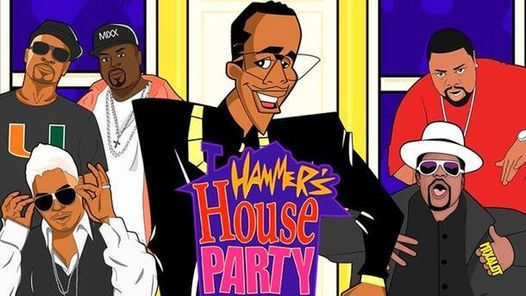 MC Hammer's House Party, 24 May | Event in Chicago | AllEvents.in