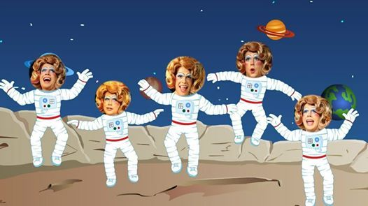 Mama Gs Space Chase Story Time - Lache Library