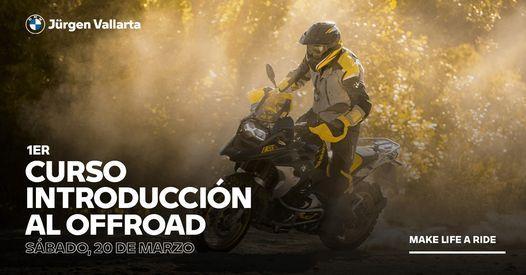 1er Curso · Introducción al Off Road, 20 March   Event in Puerto Vallarta   AllEvents.in
