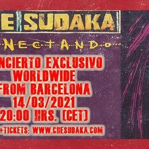 Che Sudaka Online Konzert  Budapest - A38