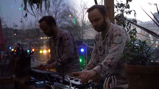 Grass Temple + The Orbalist (Album Launch) // Live Electronica on the Canal, 28 July | Event in London | AllEvents.in