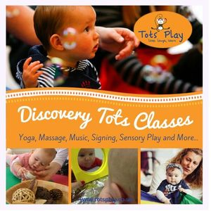 Discovery Tots - 8 Weeks until Crawling
