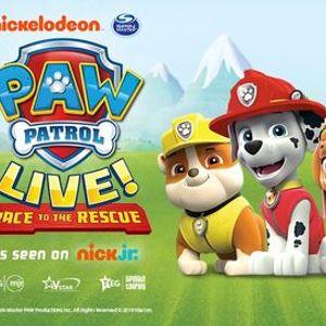 PAW Patrol Live Race to the Rescue  Birmingham