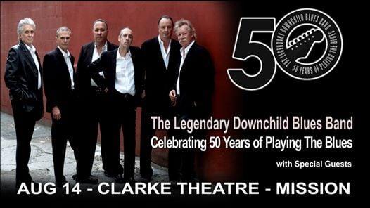 The Legendary Downchild Blues Band
