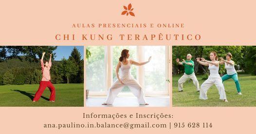 Chi Kung Terapêutico | Event in Leiria | AllEvents.in