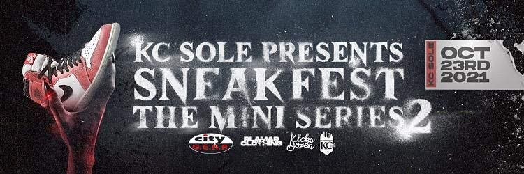 KC SneakFest 2021, The Mini Series, 23 October | Event in Kansas City | AllEvents.in