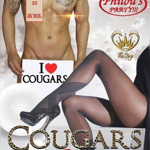 Philous Party  Cougars night