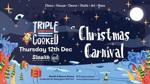 Triple Cooked Nottingham - Christmas Carnival
