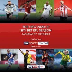 Dont miss the new Sky Bet EFL Season 202021