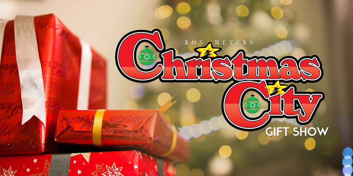 Christmas City Biloxi 2020 Christmas City Gift Show 2020, Mississippi Coast Coliseum and