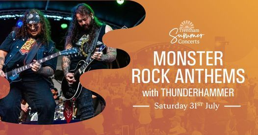 Monster Rock Anthems, 31 July | Event in Stoke-on-Trent | AllEvents.in