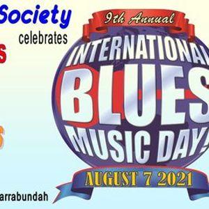 CBS celebrates International Blues Music Day 2021