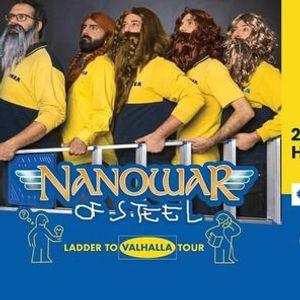 Nanowar Of Steel - Cathubodua New Date