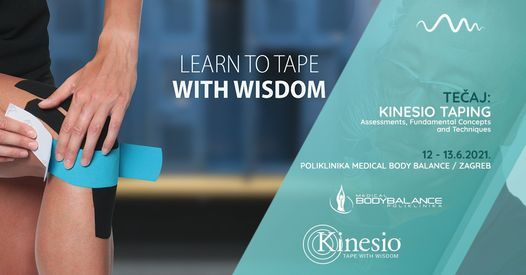 Tečaj: Kinesio Taping (Assessments, Fundamental Concepts and Techniques), 12 June | Event in Zagreb | AllEvents.in
