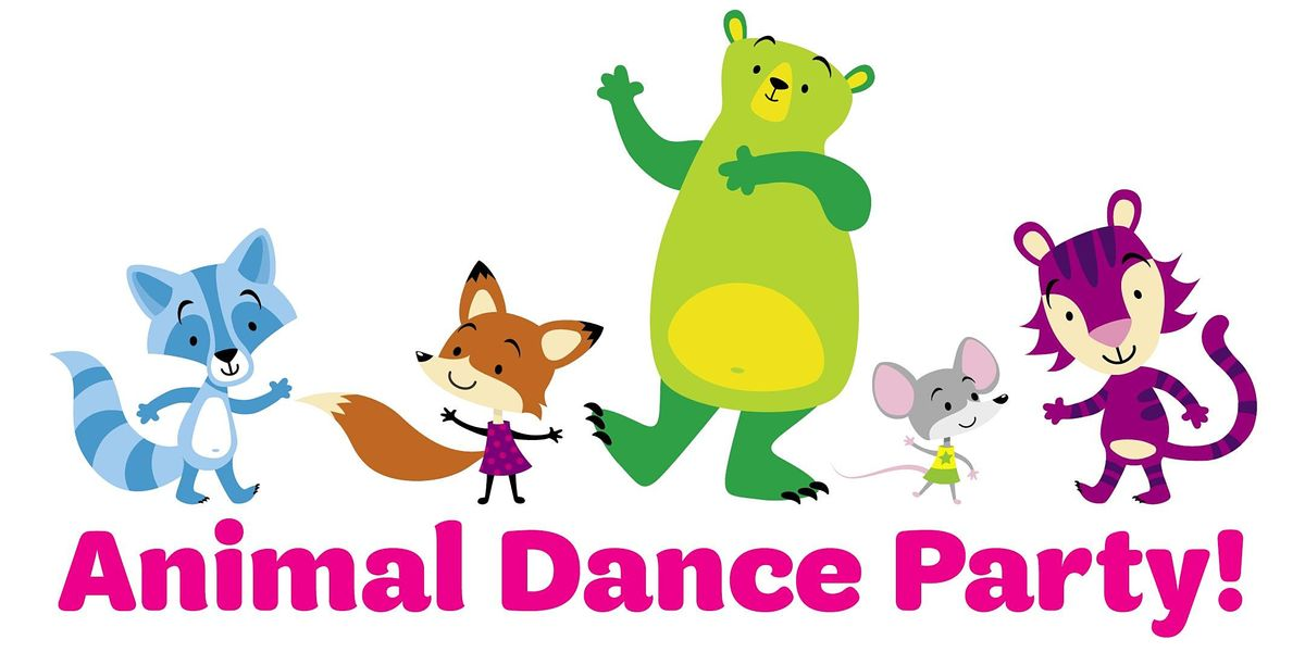 Animal Dance Party | Online Event | AllEvents.in
