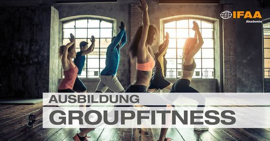 Ifaa Group Fitness B Lizenz Workout In Herne Impuls Fitness Herne May 29 2021 Allevents In