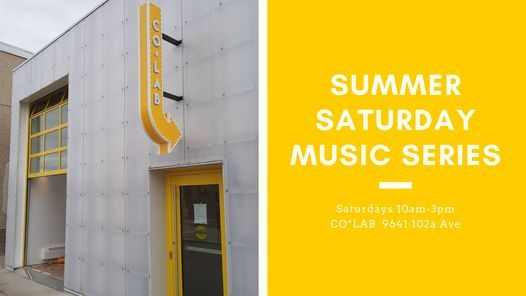 Summer Saturday Music Series