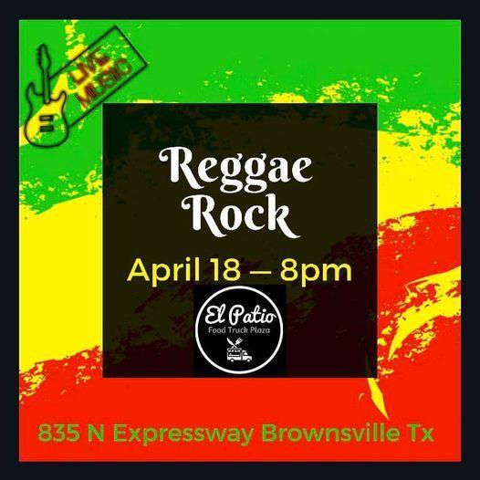 Reggae Live at El Patio