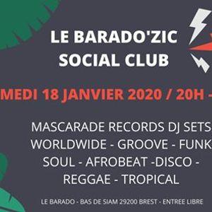 Baradozic Social CLUB