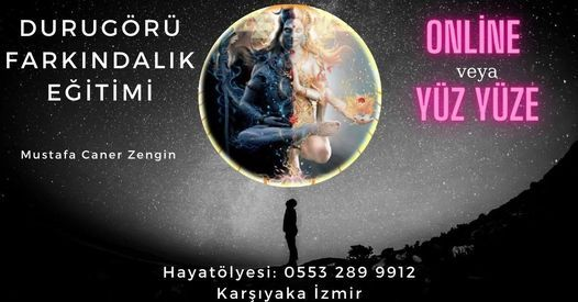 DURUGÖRÜ FARKINDALIK EĞİTİMİ, 9 March | Event in Izmir | AllEvents.in