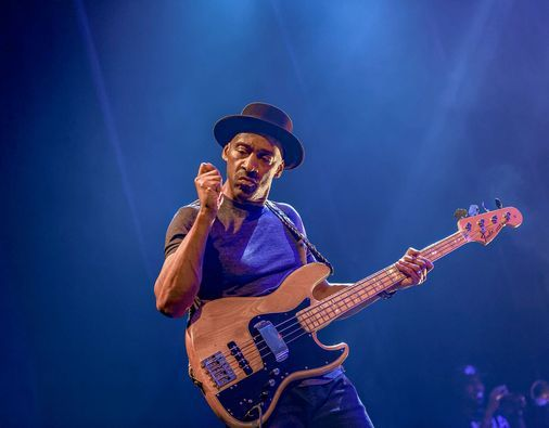 Marcus Miller in Paradiso, 17 October   Event in Amsterdam   AllEvents.in
