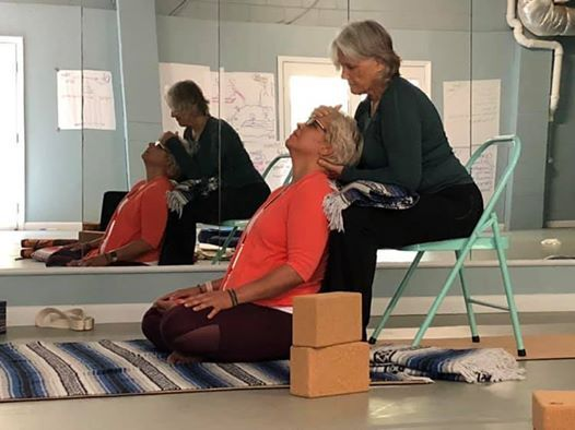 Phoenix Rising Yoga Therapy Level 2 Training in San Diego