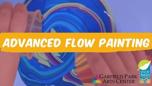 Advanced Flow Painting, 10 August   Event in Indianapolis   AllEvents.in