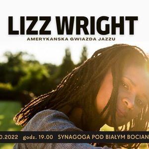Lizz Wright amerykaska gwiazda jazzu zapiewa we Wrocawiu
