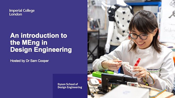 An Introduction To The Meng In Design Engineering At Online Online