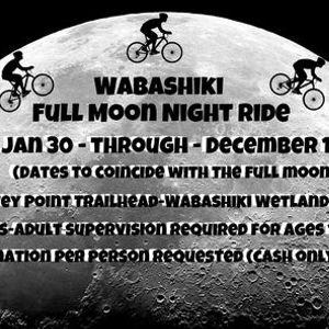 Wabashiki Night Rides