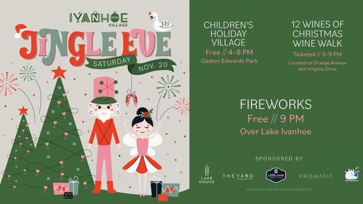 Jingle Eve 2021, 20 November | Event in Orlando | AllEvents.in