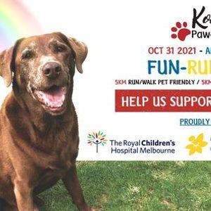 Kodi Paw-a-Thon Fun Run Festival