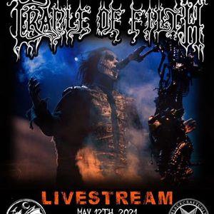 Cradle of Filth - Live Stream
