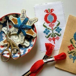 Cross Stitch - Mini Workshop