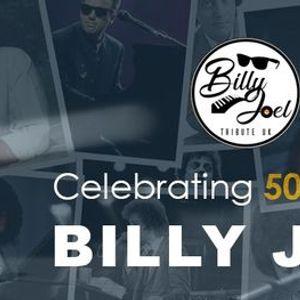Billy Joel Tribute  Beauport Holiday Park  Hastings