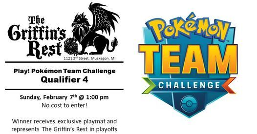 Play! Pokémon Team Challenge: Qualifier 4, 7 February | Online Event | AllEvents.in