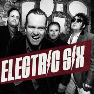 Electric Six and guests