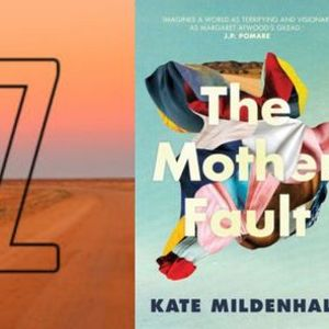 ZOOM - Australian Bookclub - The Mother Fault