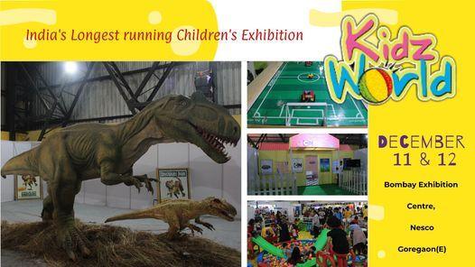 Kidzworld 11-12 December 2021, 11 December | Event in Mumbai | AllEvents.in