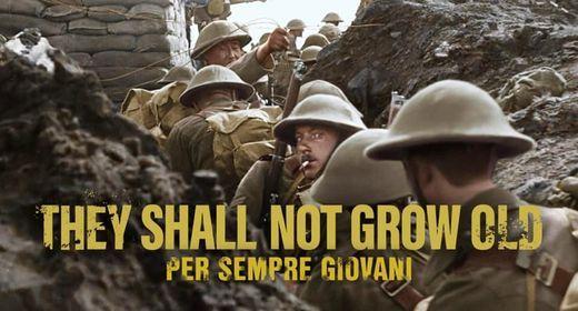 Per Sempre Giovani - di Peter Jackson, 1 October   Event in Mugnano Di Napoli   AllEvents.in